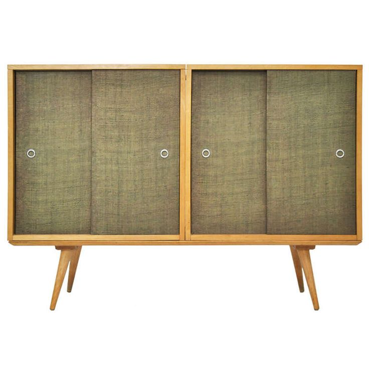 1stdibs.com | Paul McCobb for Winchendon Planner group credenza ca.1950's