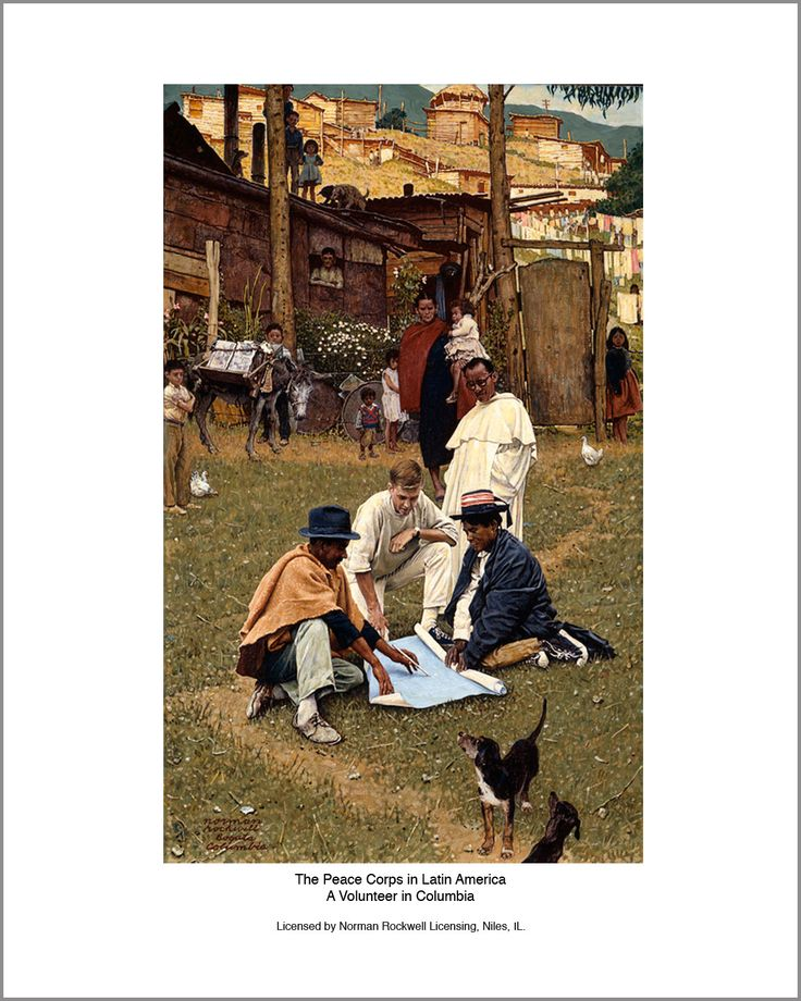 55 Best Images About Norman Rockwell Rare And Diverse On
