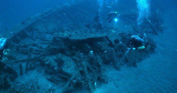 NOAA National Marine Sanctuary Shipwrecks: The USS Monitor