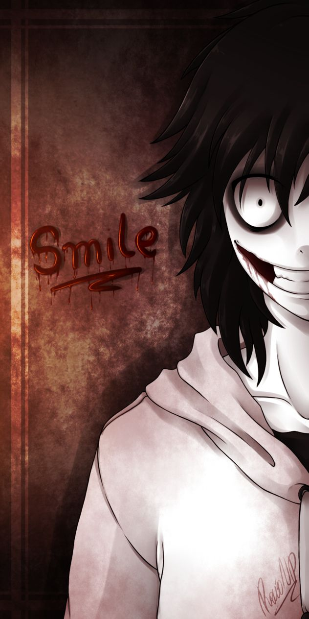 .:Smile - Jeff The Killer:. by PuRe-LOVE-G-S on DeviantArt