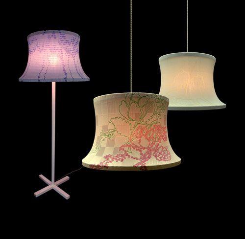 Kiki van Eijk - Lamp