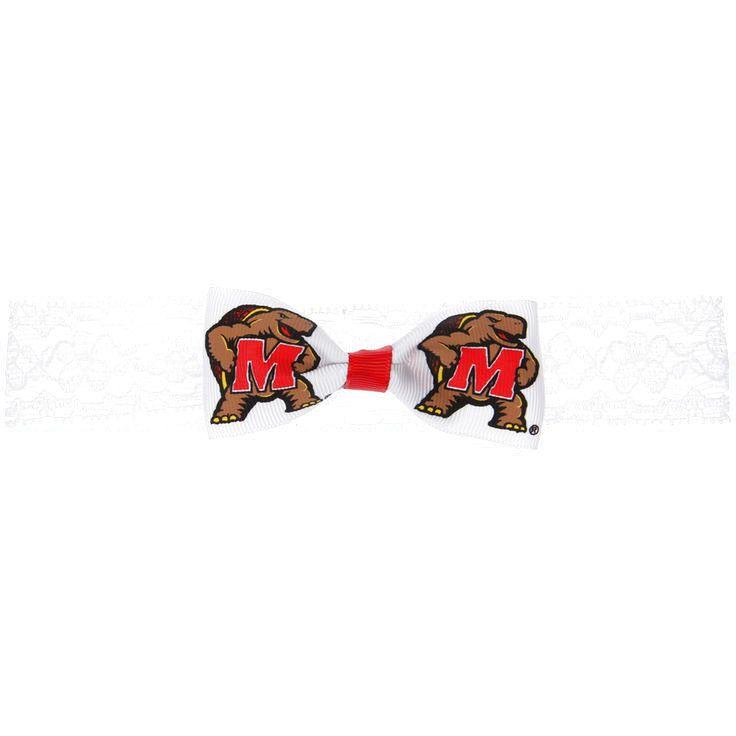 Maryland Terrapins Baby Headband - $5.59