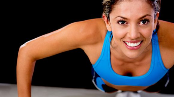 30 Day Fitness Challenges - 30 Day Arms Challenge  http://30dayfitnesschallenges.com/classes/30-day-arms-challenge/