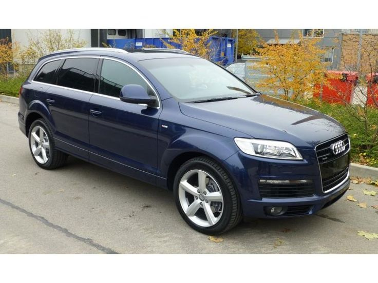 Nice Audi: Audi Q7 4.2 TDI Panorama S-Line  - Autoan.de  Gebrauchtwagen - Germany Cars For Sale Check more at http://24car.top/2017/2017/07/07/audi-audi-q7-4-2-tdi-panorama-s-line-autoan-de-gebrauchtwagen-germany-cars-for-sale/