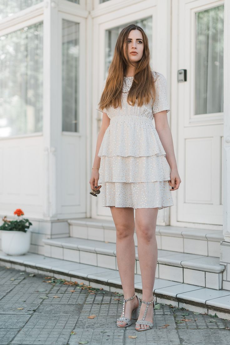 5 Outfit Fails und so vermeide ich sie! Kleid von VILA, Fashionblogger