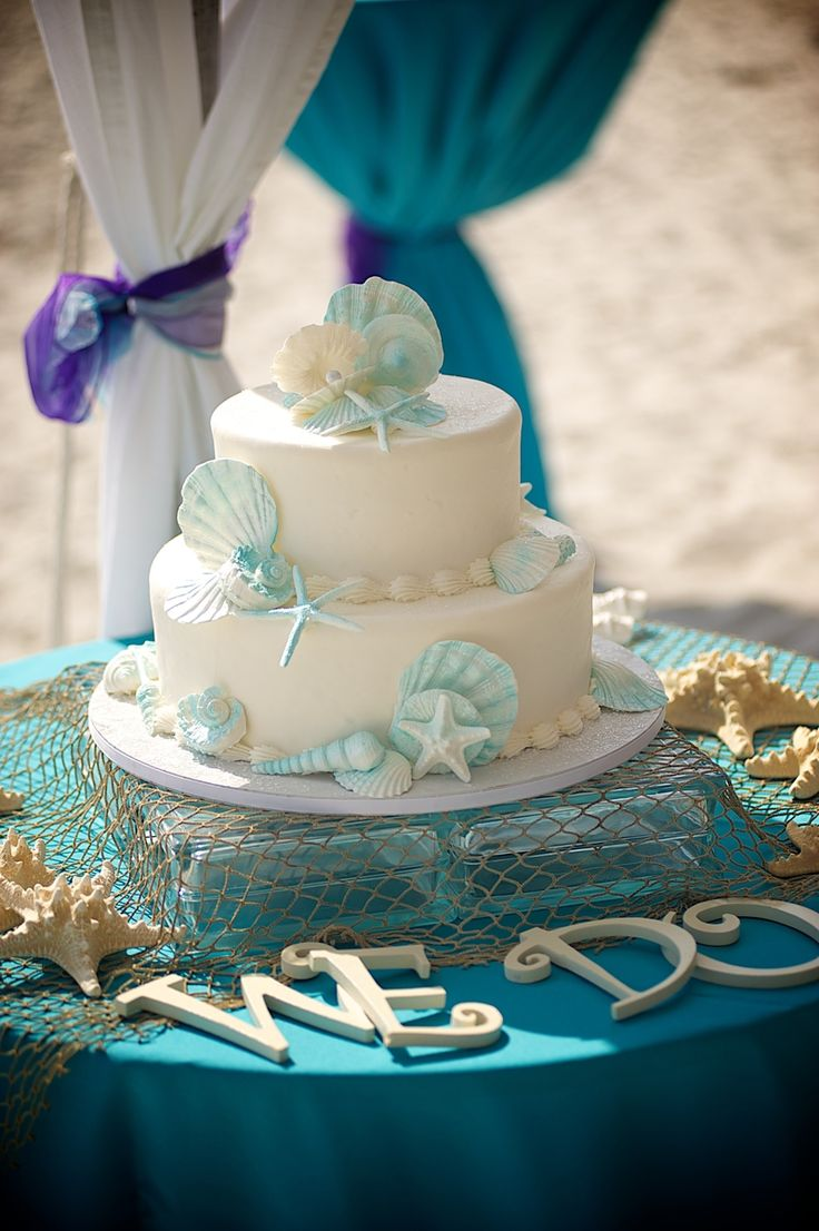 blue wedding cake images 29 best images about carribean blue weddings on 12015