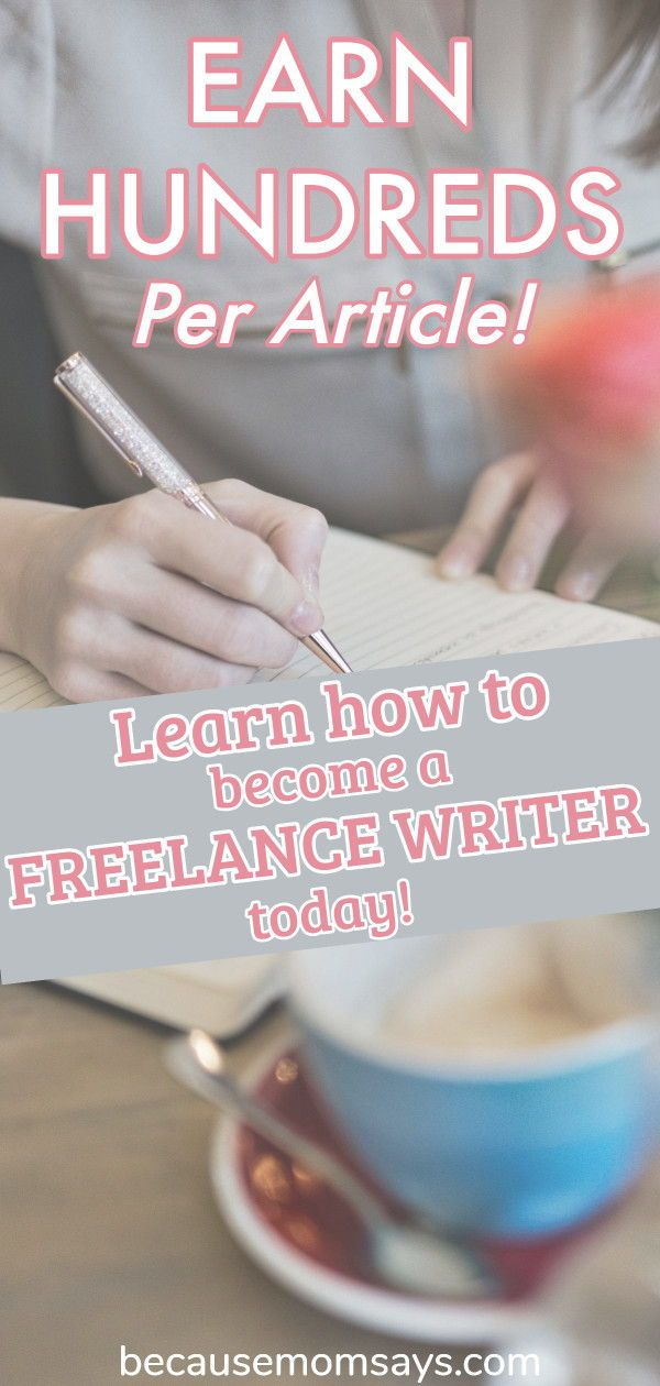 Ever wondered how to become a freelance writer? Wa…