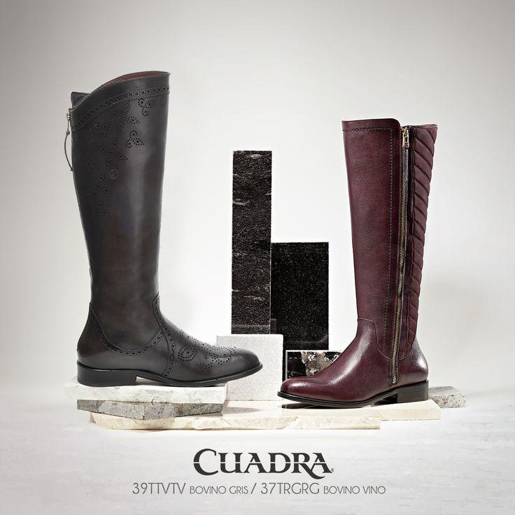 Bota alta. #tendencia2017#streetstyle#moda#fashion#dama#boots#