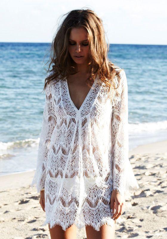 Plan B anna evers Inspiration Lace tunics and kaftan