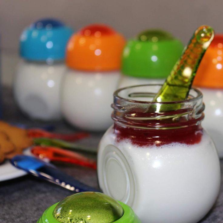 Recept Domácí jogurt od Jarki - Recept z kategorie Dezerty a sladkosti