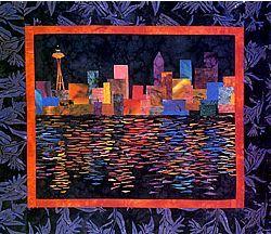 36 best Snippet sensations images on Pinterest | Landscape quilts ... : pictorial quilt artists - Adamdwight.com