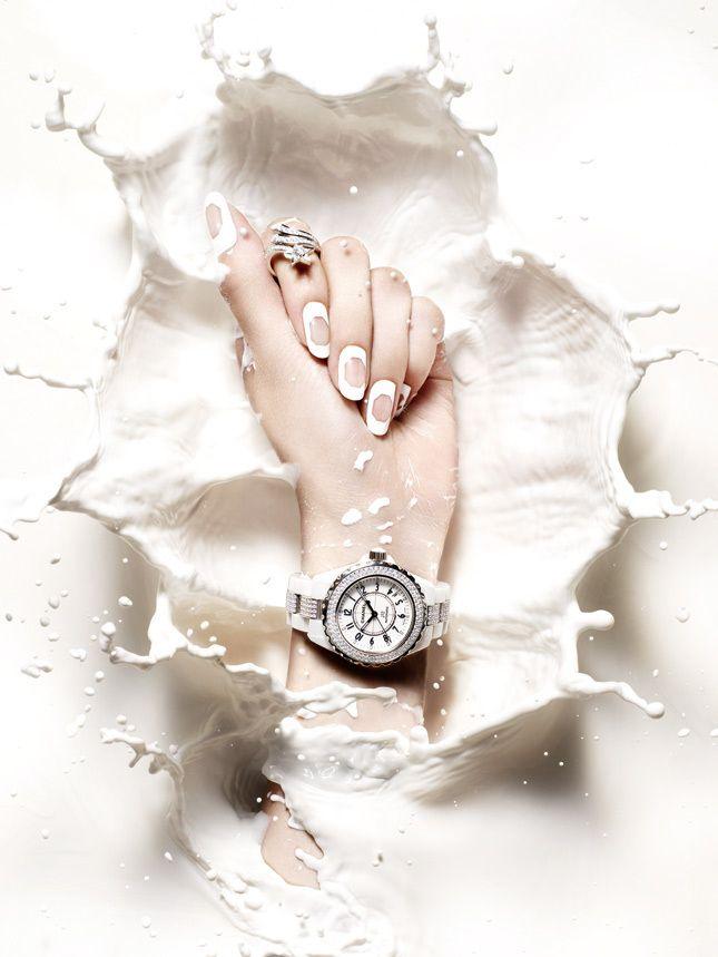 Нейл-арт: как самостоятельно сделать дизайн ногтей с показов мод |Glamour | Glamour.ru