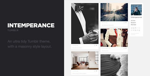 IntemperanceTumblr Theme