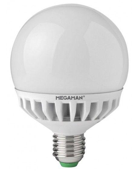 Megaman 14W  E27 LED Globe Dim