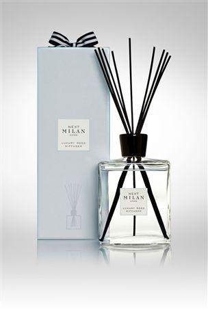 Buy Milan Luxury Fragranced Reed Diffuser 170ml from the Next UK online shop