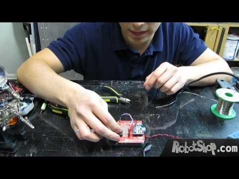 Speech-Controlled Arduino Robot