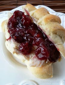 Cans Get You Cooking: Ocean Spray: Cranberry Orange Sauce