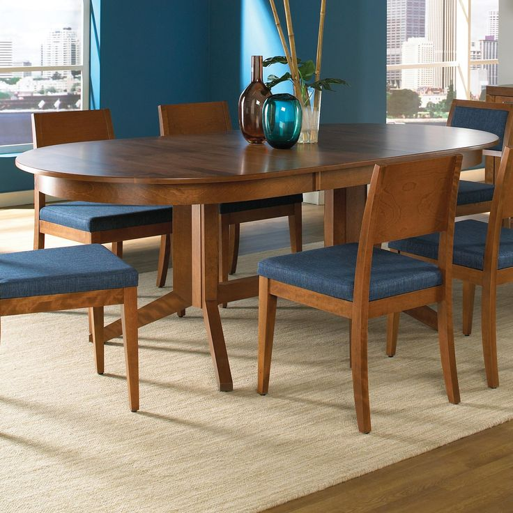 Shop For The Canadel Custom Dining Customizable Oval Table At Sprintz  Furniture   Your Nashville, Franklin, And Greater Tennessee Furniture U0026  Mattress Store