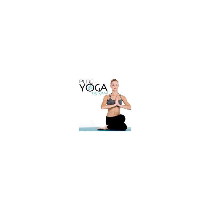 Various - Pure yoga bikram (CD)
