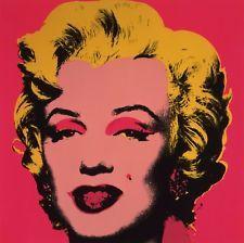 Andy Warhol Poster Length :500 mm Height: 600 mm SKU: 11280