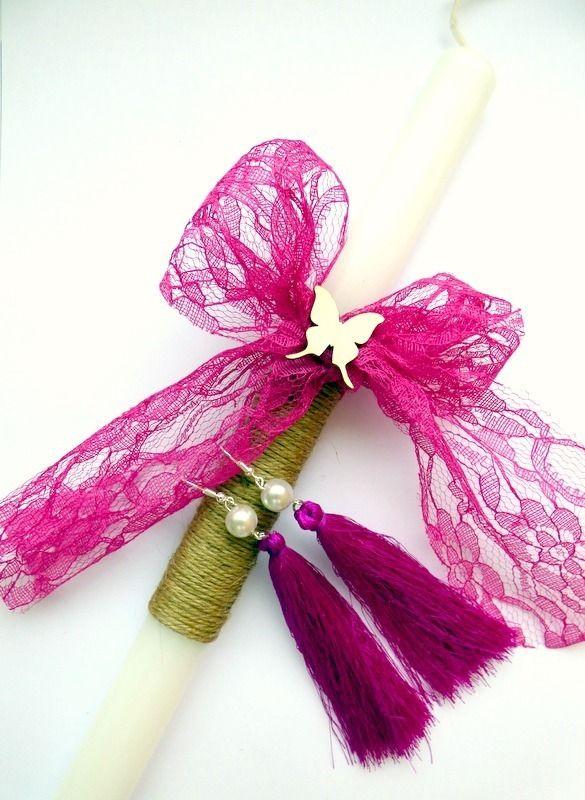 for women - with handmade earrings