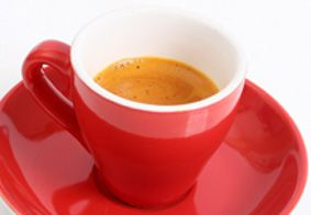 red espresso - (made from rooibos)