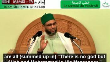 Islamitische preek in Frankrijk op de dag van de aanslagen: wij willen dat onze kinderen Frankrijk zullen regeren – zegen de Jihad strijders