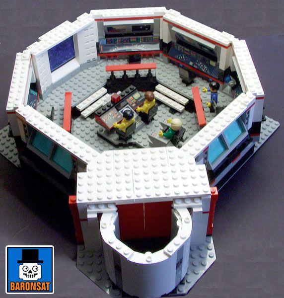 lego star trek | EN LEGO A VENDRE PASSERELLE STAR TREK - CUSTOM LEGO SET FOR SALE STAR ...