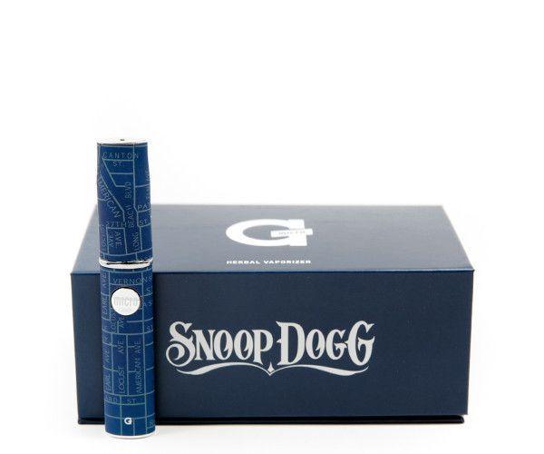 Snoop Dogg microG Herbal Vaporizer™