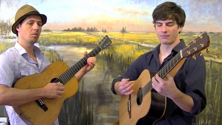 Example of Guitar Duo || Besame Mucho by Charleston Jazz Guitar Wedding Duo
