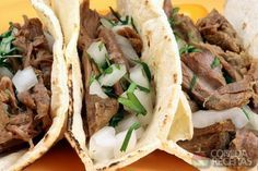Receita de Taco de carne - Comida e Receitas