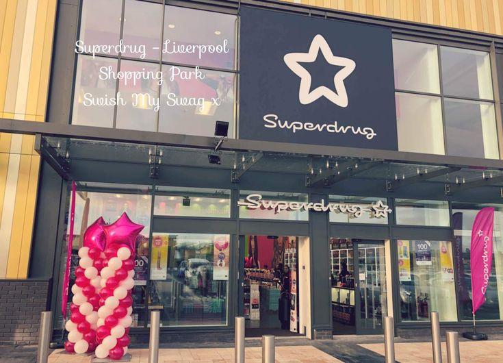 Superdrug - Liverpool Shopping Park