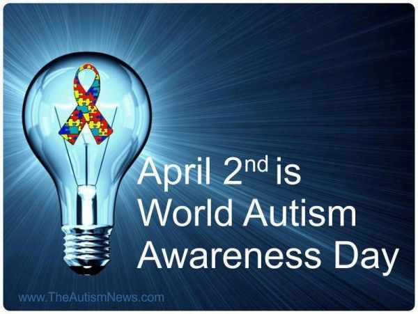 Light it up Blue for World Autism Day - 365ish Days of Pinterest |Read about our journey through the world of autism.