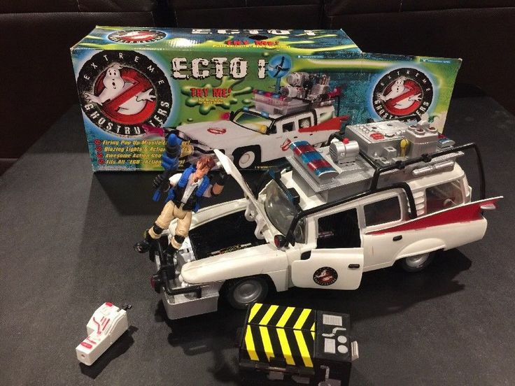 Extreme Ghostbusters trendmasters ECTO 1 1997 W/ Figure & Box FreeShip Lights Up | Collectibles, Animation Art & Characters, Animation Characters | eBay!