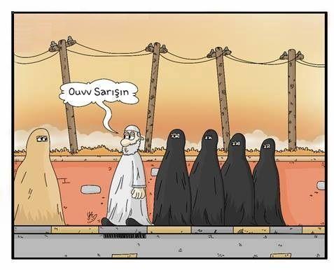 Ouvv Sarışın :D  #karikatür   #mizah