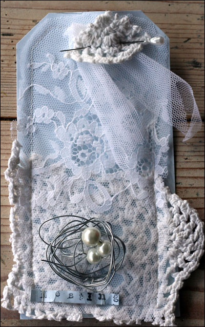 Inspiration :: just for the delicate beauty of it   . . . .   ღTrish W ~ http://www.pinterest.com/trishw/  . . . .   #crochet #keepsake