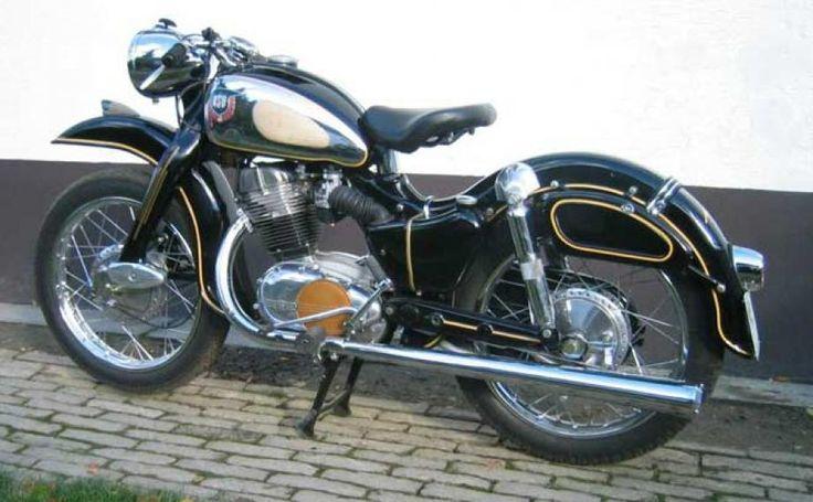 1955 NSU Max Special