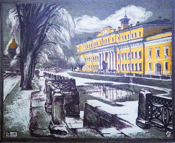 LeningradArt - Сердюков Николай Владимирович