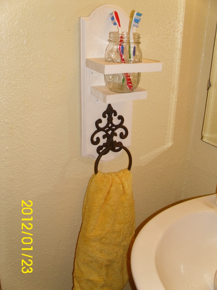 17 Best Images About Bathroom Ideas On Pinterest Toothbrush Holders The Kid And Wall Colors