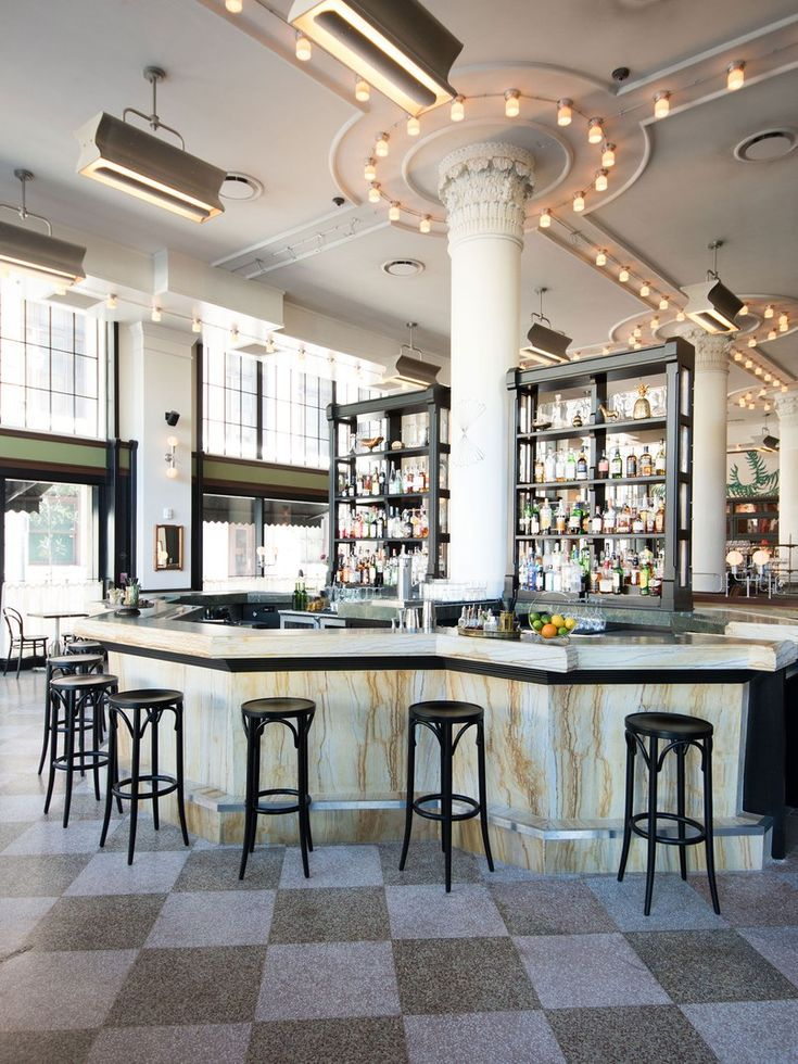 Josephine Estelle Opens In The Ace Hotel New Orleans Commercial DesignCommercial InteriorsNew
