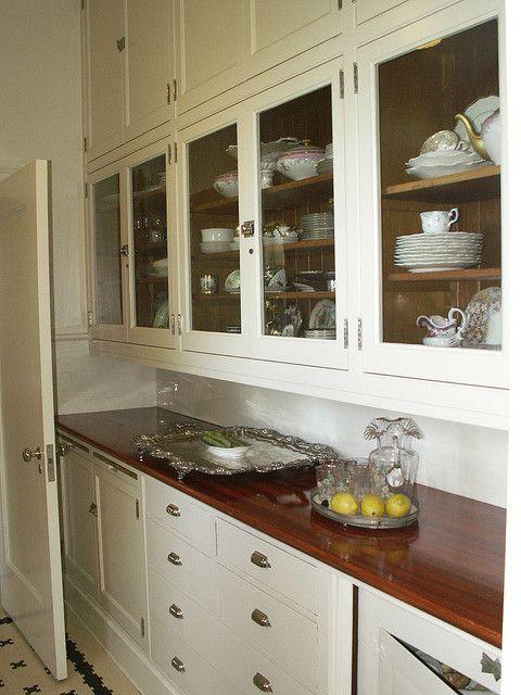 Pittock Mansion butler's pantry