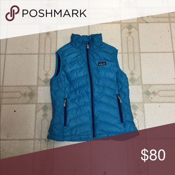Patagonia Down Sweater Vest Gently used Patagonia Jackets & Coats Vests