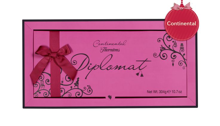 Thorntons Continental - Diplomat  Just because!