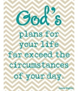 Nice Reminder for the day. :)