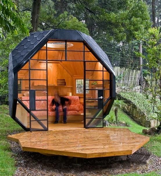 Polyhedron Habitable by Manuel Villa in Bogota, Colombia