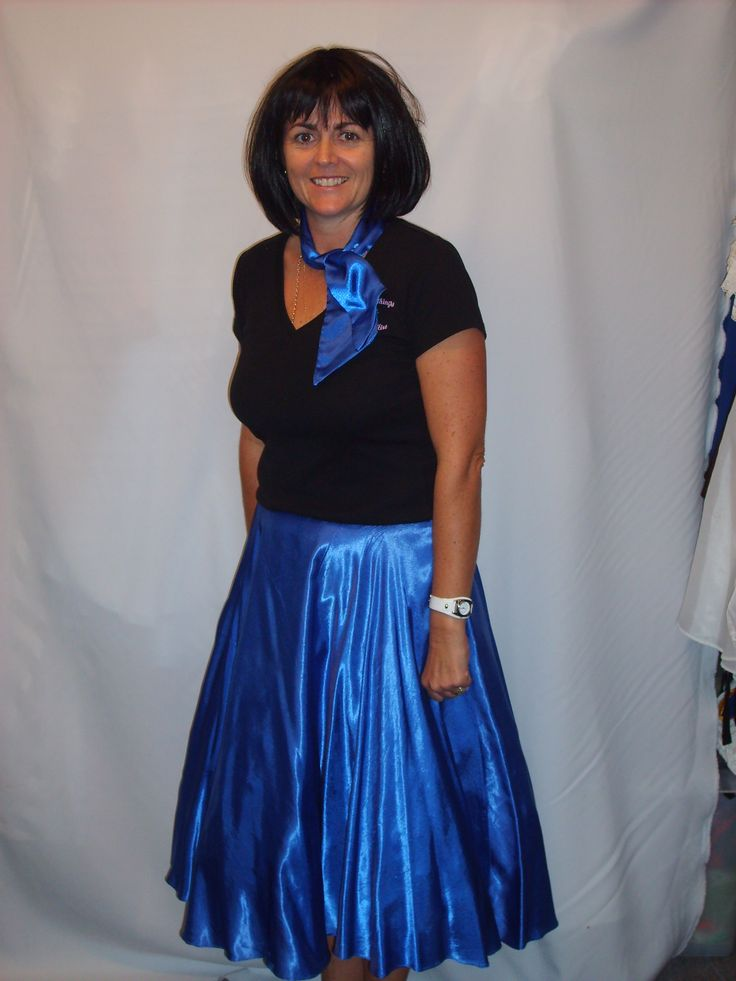 Rock n Rolls skirts and tops Available for hire in various sizes and colours