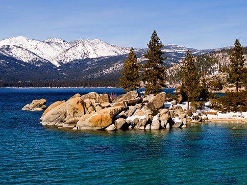 /Lake Tahoe