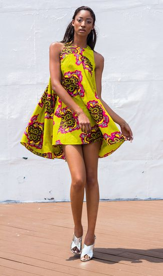 demestiks ~African fashion, Ankara, kitenge, African women dresses, African prints, African men's fashion, Nigerian style, Ghanaian fashion ~DKK