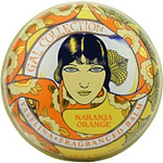 GAL Orange Perfumed Lip Balm Vaseline 15 ml | Beauty Essentials | Spain @ your fingertips