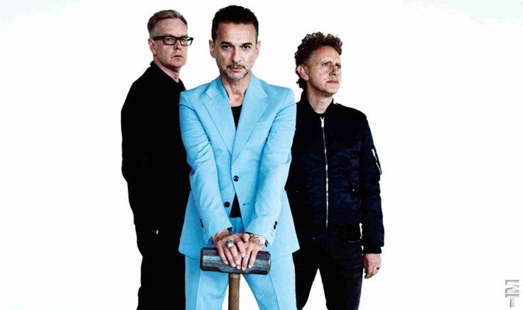 Depeche Mode, Freitag, 09.06.2017 Olympiastadion - München Ticket